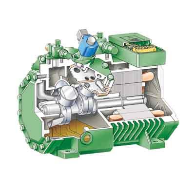 产品信息:德国比泽尔半封压缩机组