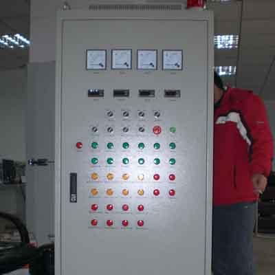 产品信息:冷库集中控制柜